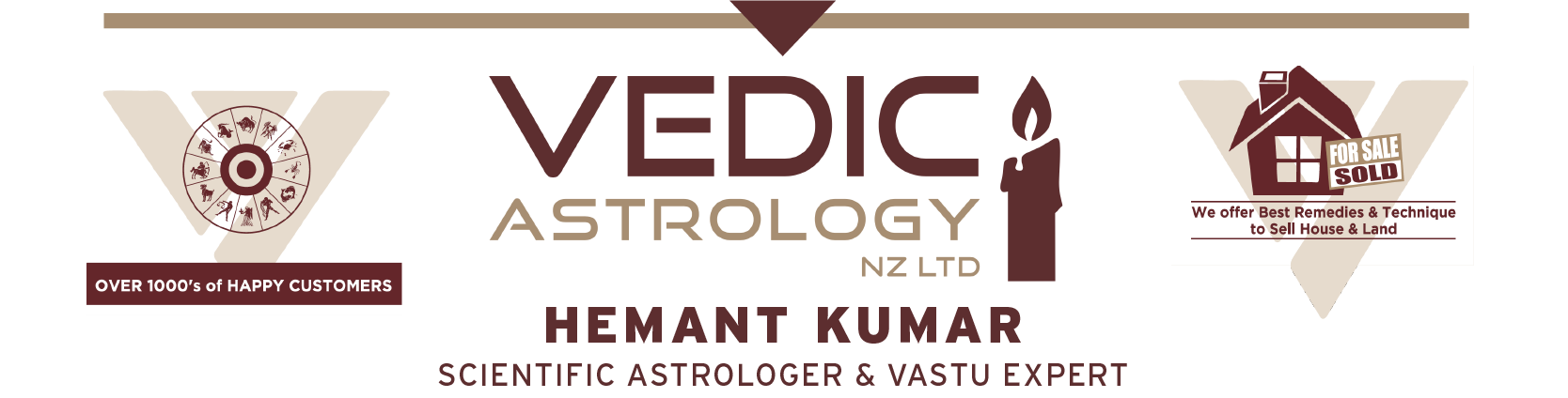 Scientific Astrologer & Vastu Expert